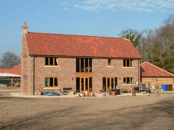 Suffolk House Builders Cambridgeshire House Builders